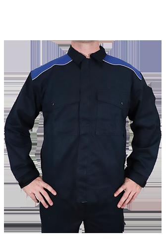 FR, ARC, Anti-Static, lined Work Jacket, JWK001